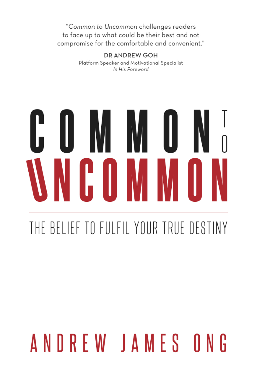 Common To Uncommon