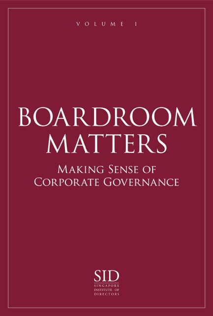 Boardroom Matters